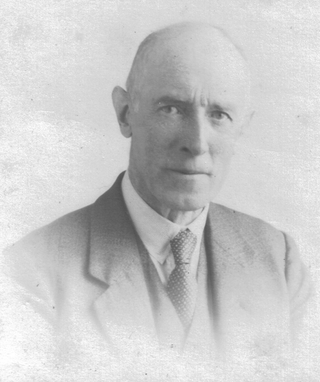 Portrait of Siward James